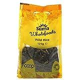 Suma Rice - Wild 125g (Pack of 6)