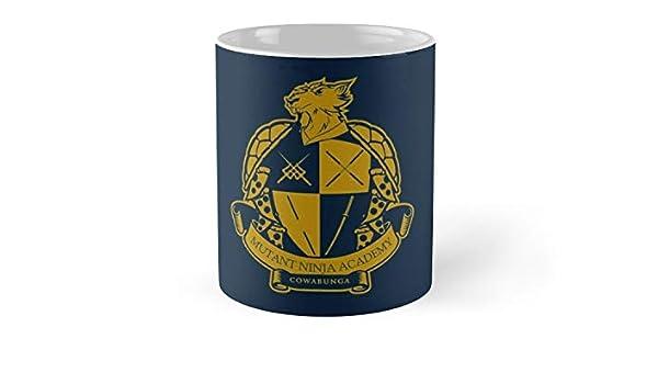 Amazon.com: Army Mug MUTANT NINJA ACADEMY Mug - 11oz Mug ...