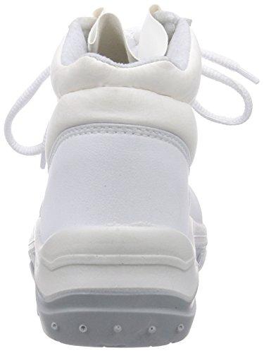 White de Blanc Adulte 15207 Sécurité S2 Chaussures MTS Blanc Sicherheitsschuhe Mixte M Creon qSR0EB0
