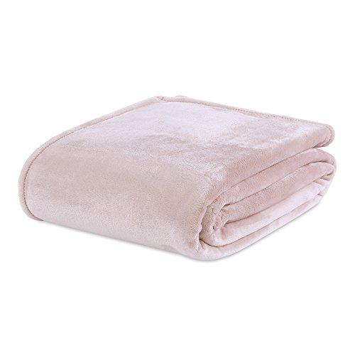 Berkshire Blanket Luxury Plush VelvetLoft Bed, Full/Queen, R