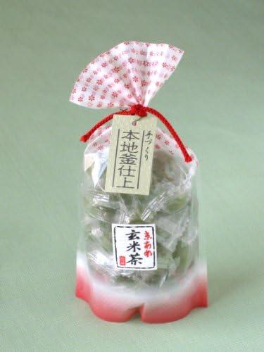 京あめ 玄米茶飴