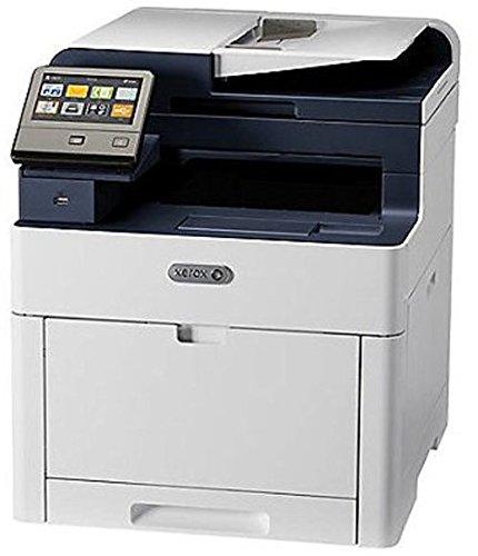 Xerox WorkCentre 6515/DN Color Multifunction Printer - 1.05 GHz Processor - 30 PPM - 1200 x 2400-2 GB - 10/100/1000 BaseT Ethernet, USB 3.0 (Renewed)