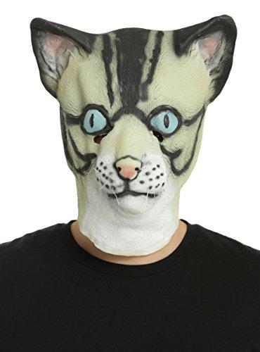 Vinyl Cat Mask -