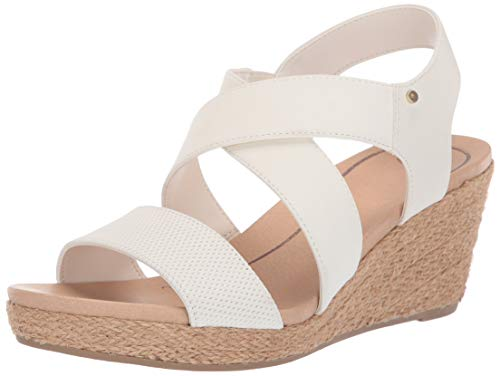 Dr. Scholl's Women's Emerge Sandal, tofu Tumbled, 9.5 M US