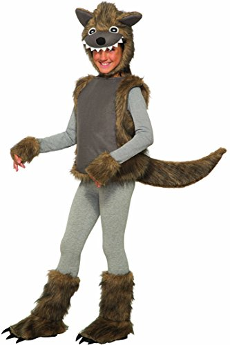 Kid's Little Bad Wolf Costume]()