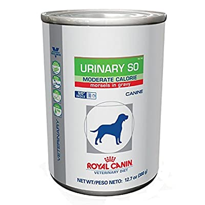 Royal Canin Canine Urinary So Moderate Calorie Morsels In Gravy Can (24/12.7 Oz)