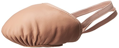 Bloch Dance Womens Eclipse Leather Shoe,Nude,Medium/5-7 M US