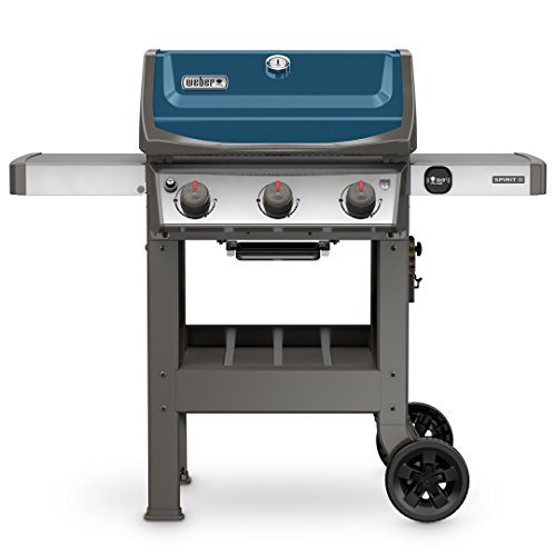 Weber 45020001 Spirit II E-310 Sapphire LP Outdoor Gas Grill Review