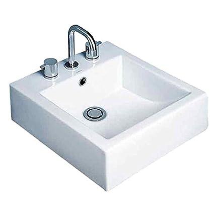 Caroma 664408W Liano A/C 430 Sink - - Amazon.com