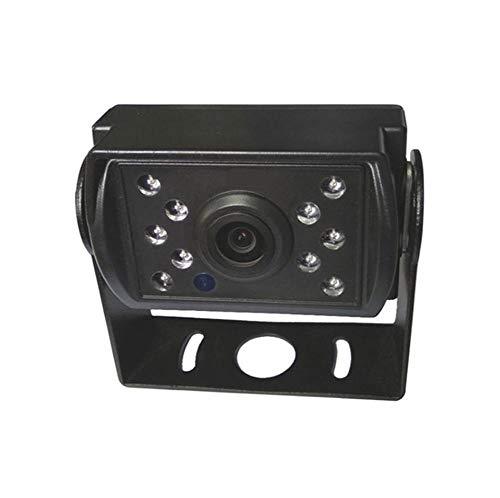 - 24V Waterproof and Anti-Fog Front Camera Rear View Camera Mini high-Definition Infrared Night Vision reversing Image Camera car Camera for car / / Caravan/Bus/Truck