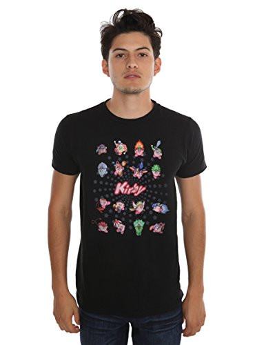 Kirby Abilities T-Shirt (Small) -