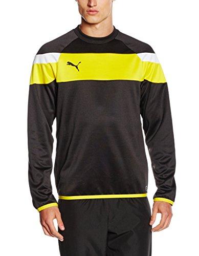 6b090122f357 Puma Spirit Men s Shirt Long Sleeves Top - II  Amazon.co.uk  Sports    Outdoors