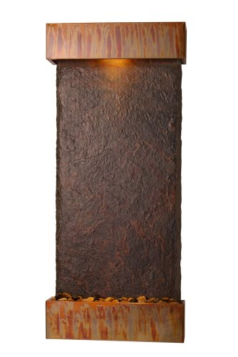 Lightweight Slate Wall Fountain - 8