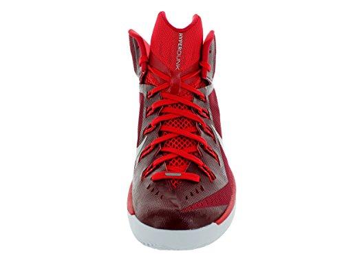 Nike Jordan Kinder Jordan Jumpman Pro BG Team Rot / Universität Rot / Weiß / Metallic Silber
