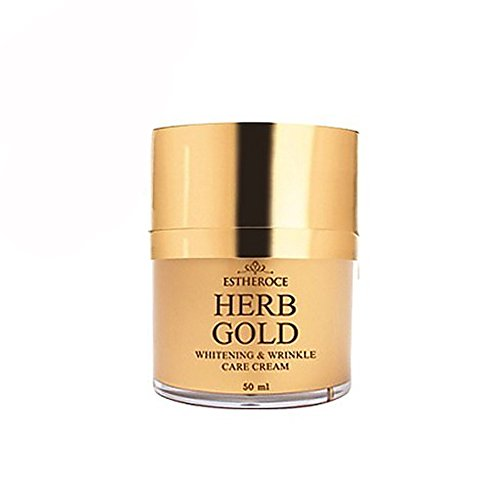 Estheroce Herb Gold Whitening Wrinkle Care Cream