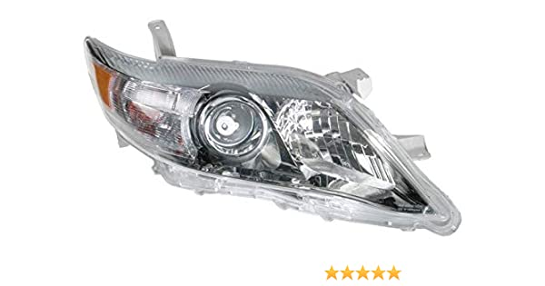 for 2010 2011 Toyota Camry Right Passenger Headlamp Headlight RH 10 11 SE model