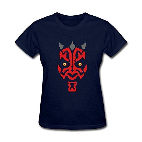 ONEPICE Women's Darth Maul Grunge Short Sleeve T - Maul Jim