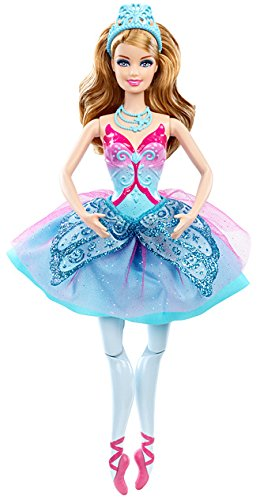 Barbie in the Pink Shoes Ballerina Giselle Doll ()