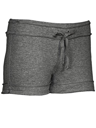 Kavio! Junior Raw Edge Short Dark Heather Gray XL