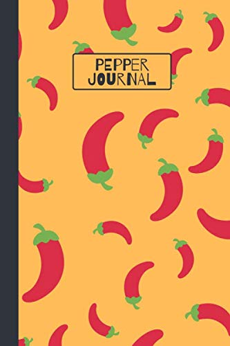 (Pepper Journal: Cute Lined Notebook for Kids)