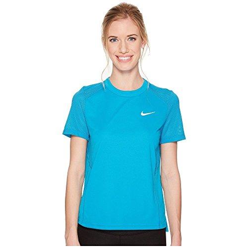 記者ことわざぬいぐるみ(ナイキ) Nike レディース ランニング?ウォーキング トップス Dry Miler Short-Sleeve Running Top [並行輸入品]