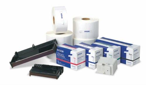 BLACK RIBBON FOR M-930/TM950/ TM925/H5000/ 10PK - Model#: ERC-31B ()