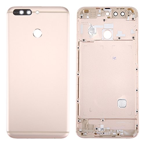DUANDETAO Mobile Phone Cover Door for Huawei Honor V9 Battery Back Cover(Gold) Cell Phones Replacement Parts Cover (Color : - V9 Battery Door