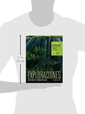 Amazon Exploraciones With Access Card 9781305252479 Mary Ann