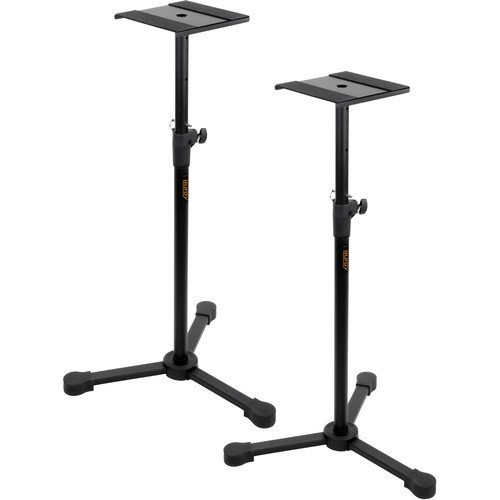 Auray LMS -355 Studio Monitor Stands (Pair) by AURAY