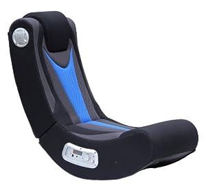 Amazon Com X Rocker 5171401 Fox Wireless 2 1 Sound Video Gaming Chair Sports Amp Outdoors