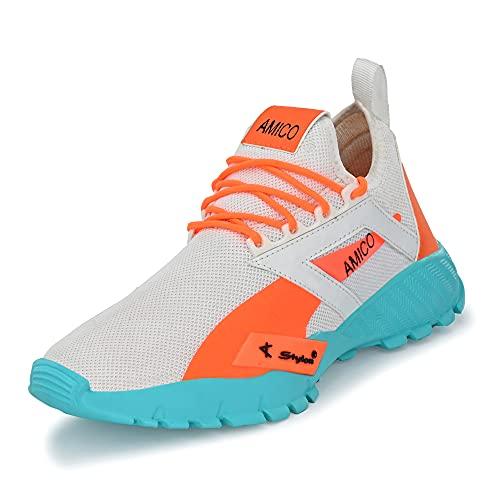 Amico Men's Air Series Mesh Casual,Walking,Running/Gymwear Shoes…