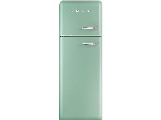 Smeg Kühlschrank Pastelgrün : Smeg fab lv kühlschrank a kühlteil l gefrierteil