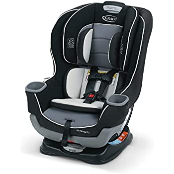 d31c7ffaf Amazon.com: Graco 4Ever Extend2Fit All-in-One Convertible Car Seat ...