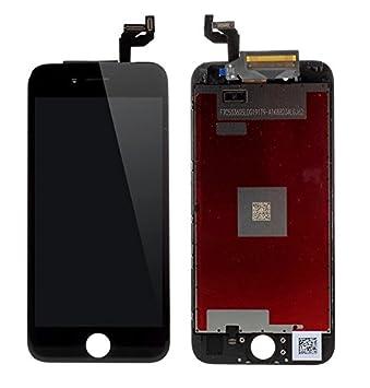 4ea09c3ce2c 100% original Apple iPhone 6S Retina Display LCD Pantalla Táctil Cristal  nuevo negro & # x2705 ...