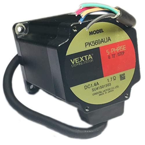 PK569AUA 5 Phases Stepping Motor 0.72 DC1.4A Oriental Motor CO. LTD - Oriental Stepping Motor