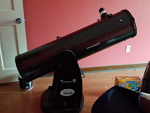 Orion 10135 SkyQuest XT10g Computerized GoTo Dobsonian Telescope (Best 10 Inch Telescope)