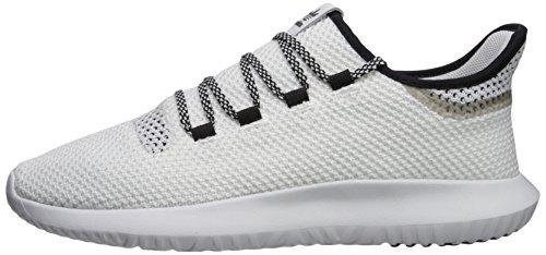 wholesale dealer b8fd3 e8739 Amazon.com   adidas Originals Men s Tubular Shadow CK, White White Core  Black, 4.5 M US   Fashion Sneakers