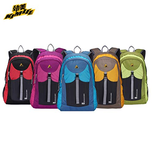 YTYC Ultrathin Waterproof Mountaineering Backpack Portable Bag Outdoor Sports by YTYC (Image #5)