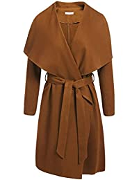 Amazon.com: Browns - Wool & Blends / Wool & Pea Coats: Clothing ...
