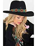 Resistol Women's Gold Digger Concho Western Hat Yellow Large