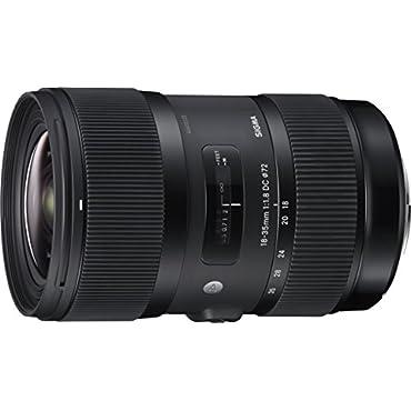 Sigma AF 18-35mm f/1.8 DC HSM Lens for Nikon