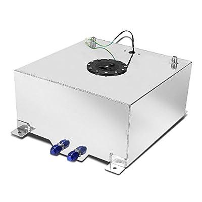 DNAMotoring ALU-FT-T6 Aluminum Fuel Cell Gas Tank