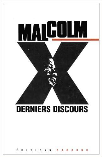 Lire en ligne Derniers discours pdf