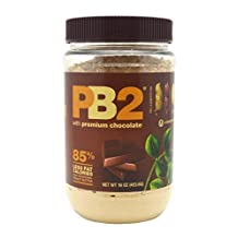 PB2 Powdered Peanut Butter with Chocolate 453.6 Gram