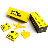 Can You Solve Me? 12 Puzzle Gift Set - Challenging