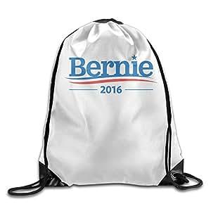Poliéster Bernie Sanders 2016candidato presidencial Custom cordón mochila