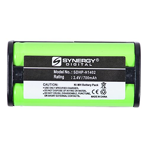 Synergy Digital Battery Compatible with Sony BP-HP550-11 Battery - (Ni-MH, 2.4 Volt, 700 mAh) -  I3730