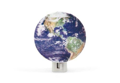 Kikkerland Earth Night Lights (Globe Night Light)