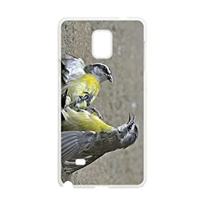 Cute Sparrow Hight Quality Plastic Case for Samsung Note4