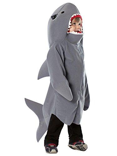 Toddler Shark Costume - Size 18 - 24